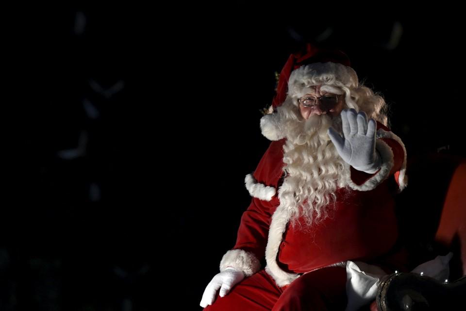 Is Santa Real': The History of a Christmas Phenomenon - The Atlantic