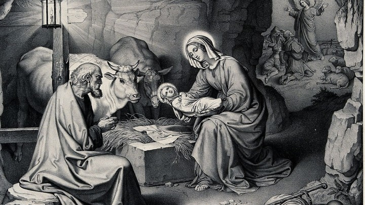 a christmas carol christina rossetti analysis