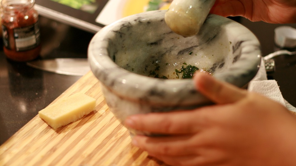 Mortar And Pestle The Evolution Of Two Age Old Culinary