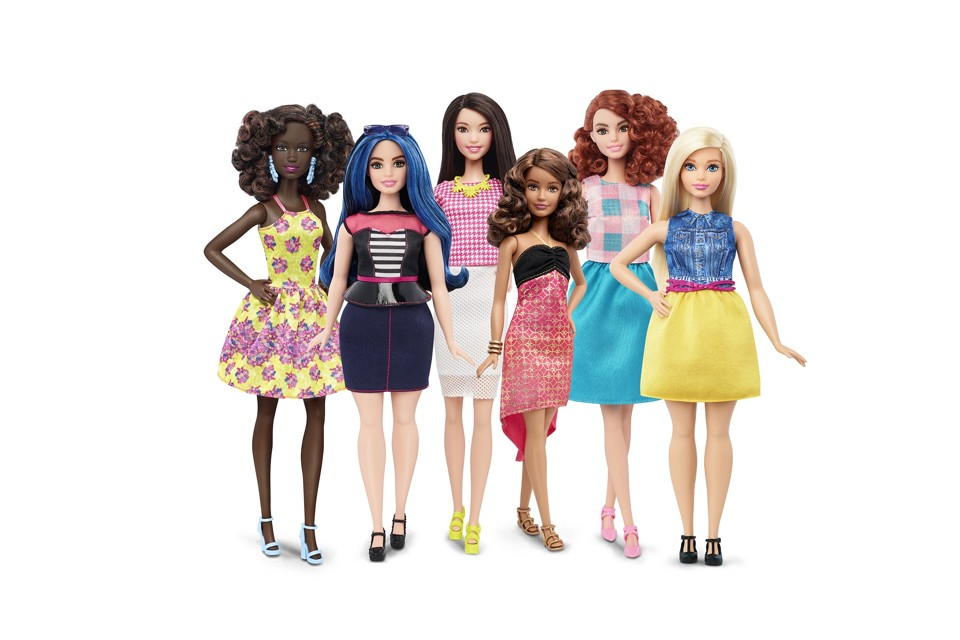 Mattels New Curvy Barbies Available In Seven Skin Tones Suggest That Diversity Is Also Good