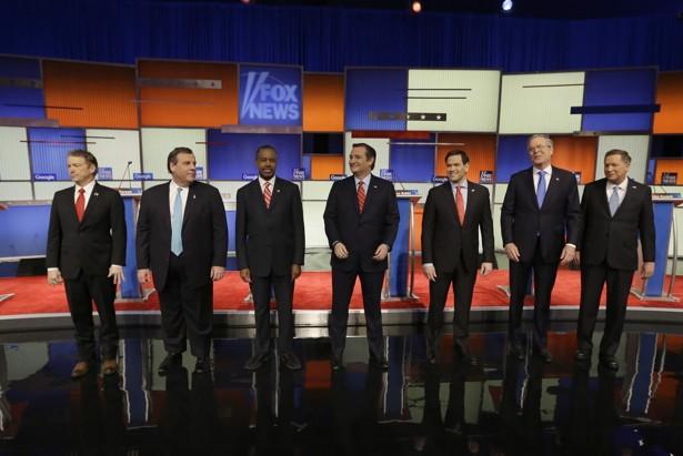 who won the republican debate in iowa the atlantic