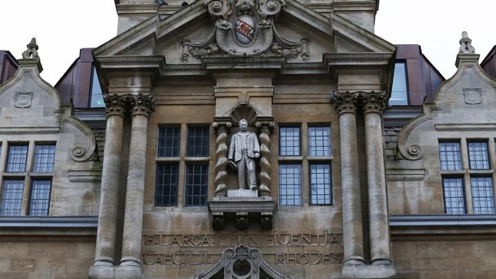 Oxford university hook up