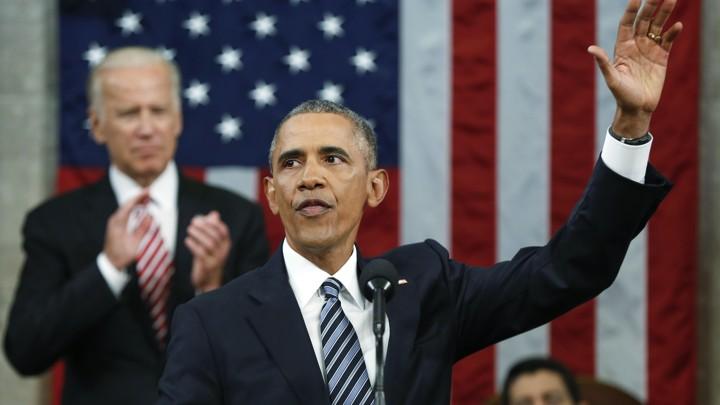 Barack Obama's Final State of the Union Address - The Atlantic