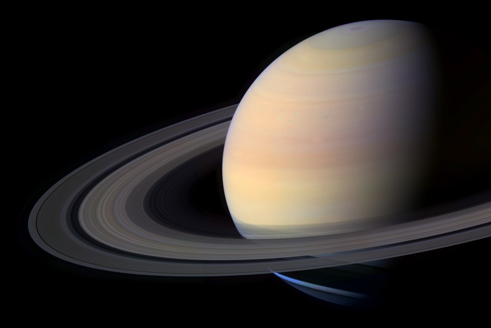 gallery of the planet saturn - photo #11