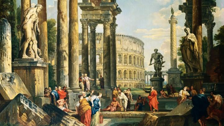 Spa senajā Romā