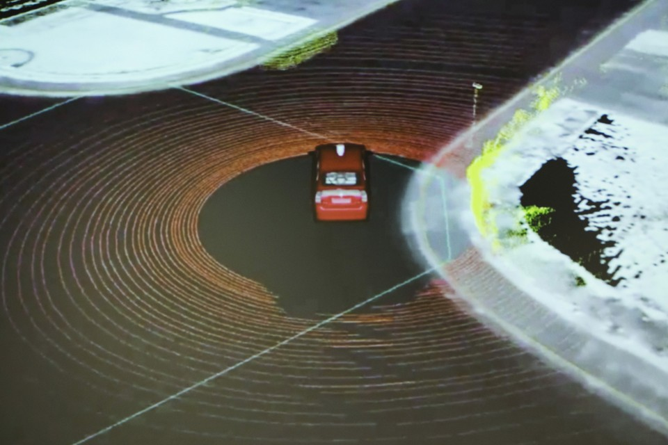 Crash Data Self Driving Cars