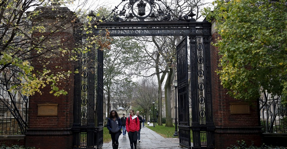 The Problem With Elite College Admissions The Atlantic