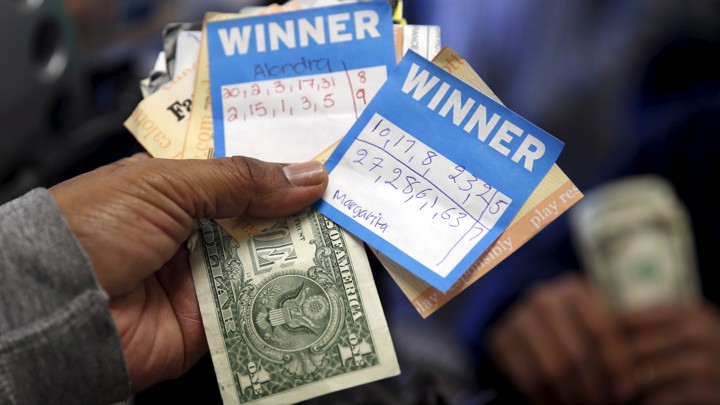 The Man Who Says the California Lotto Destroyed his $63