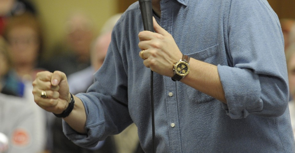 Does Ted Cruz Really Wear Two Watches The Atlantic