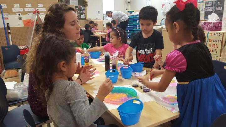 San Antonio Families Head To Pre K Together The Atlantic