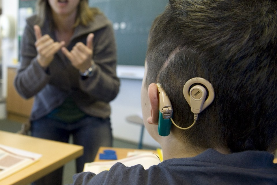 How Cochlear Implants Allow the Hearing-Impaired to Live Between ...