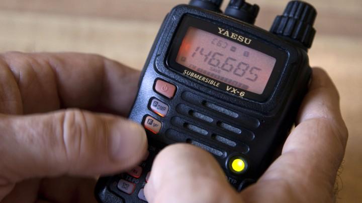 The amateur radio operators preparing for disaster the atlantic carolyn kaster ap gumiabroncs Gallery