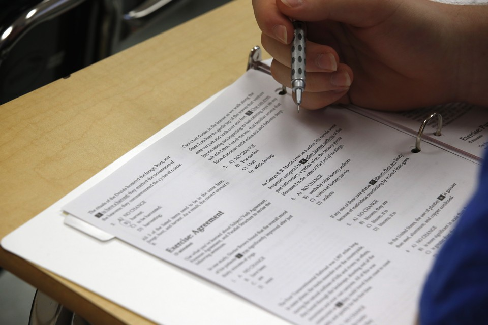 Chinese Students Are Cheating on the SAT, GRE, and Other Exams—in ...