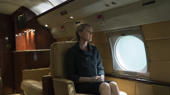 House of Cards' Season 4, Episode 1 (Chapter 40) Review: Claire Goes
