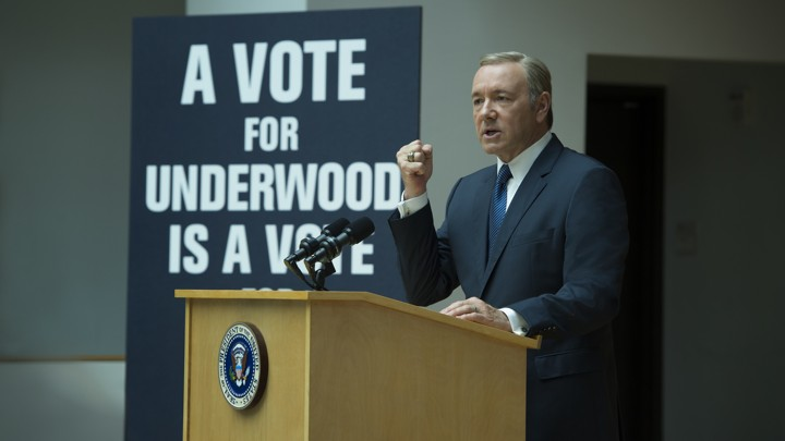 Netflix's 'House of Cards' Season 4, Episode 5 (Chapter 44