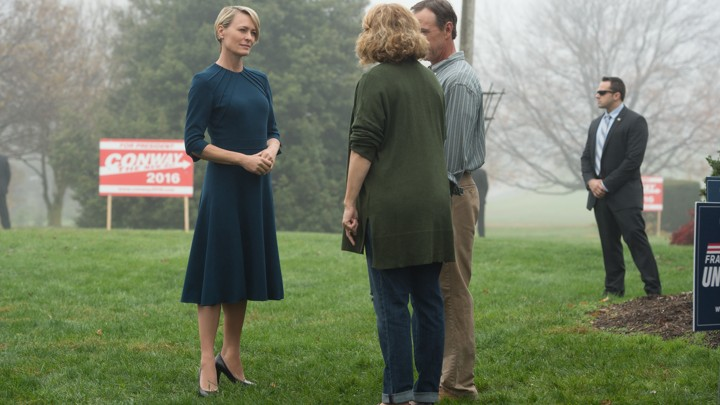 Netflix's 'House of Cards' Season 4, Episode 11 (Chapter 50