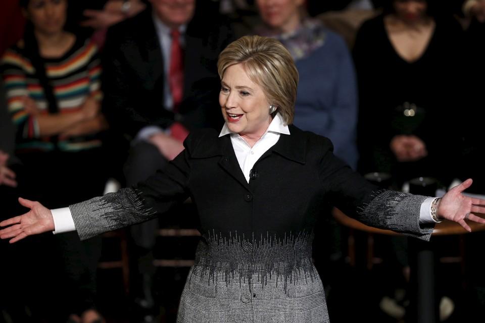 Is Hillary Clinton Eyeing a      Run    Vanity Fair