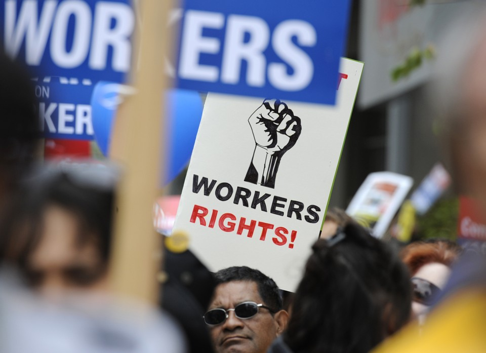 essay on labor unions Laboring forward: the future of labor unions 6 the research goes on to further indicate that labor unions are seen as good for workers, but hinders the united states in its ability to compete with other corporations internationally.