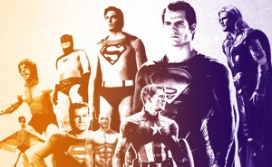 Superman Batman And The Evolution Of Perfect Hero Body