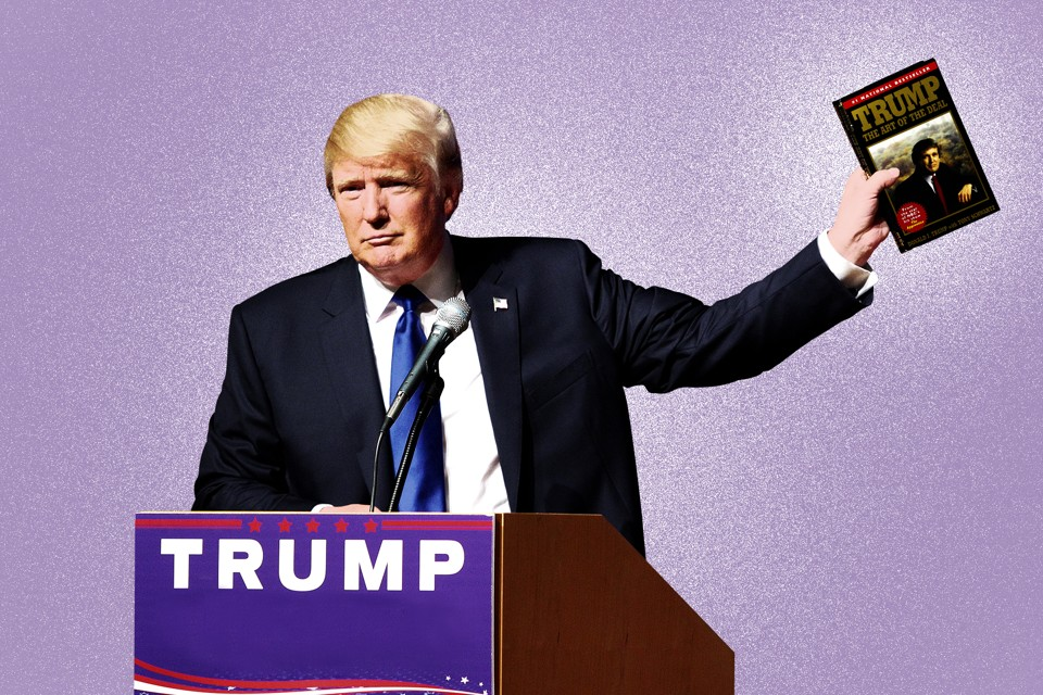 10 Things You Learn Reading Donald Trump s The Art of the Deal