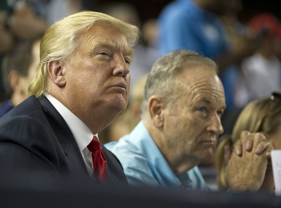 Image result for trump o'reilly