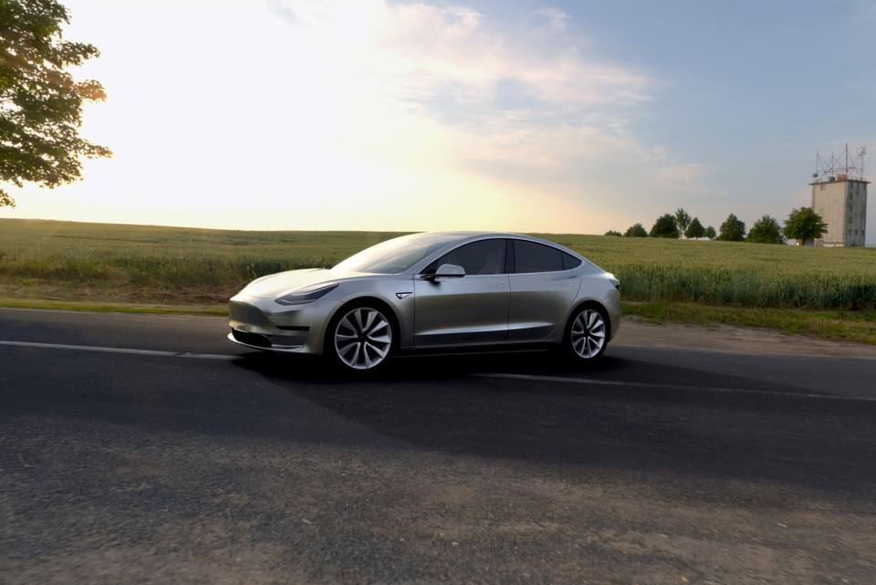 The Tesla Model Is Still A Rich Persons Car The Atlantic - A tesla car
