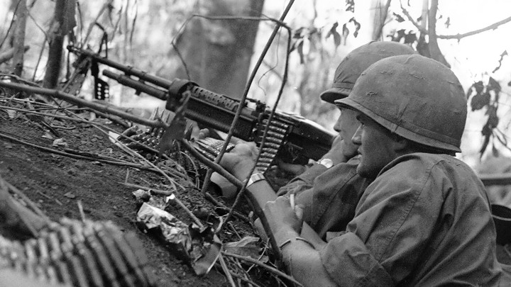 During the Vietnam War, the U S  Army Used Drugs to Build