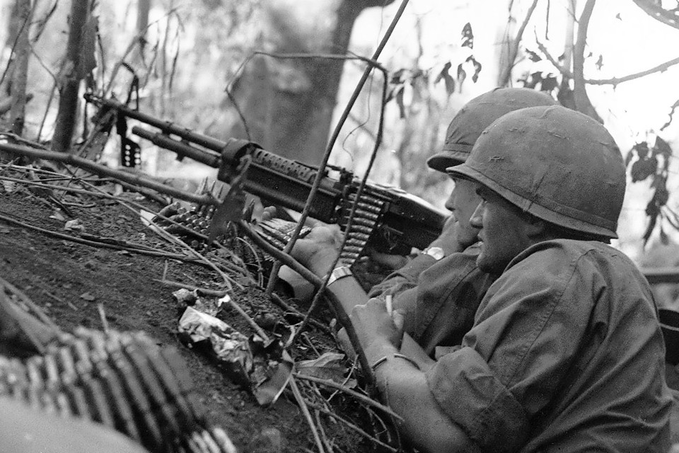 During the Vietnam War, the U.S. Army Used Drugs to Build Super ...
