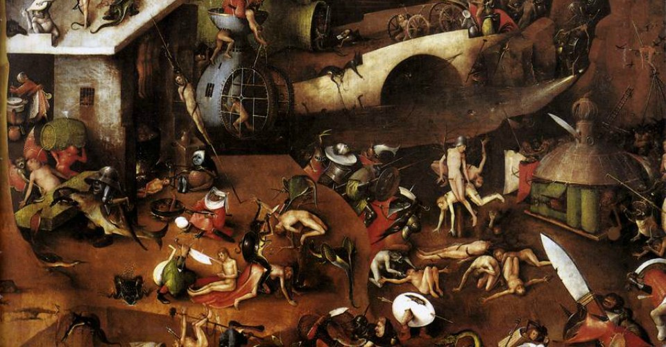 Hieronymus Bosch's Vision of Hell Lives on Today, 500 ...