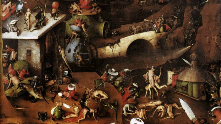 Hieronymus Bosch S Vision Of Hell Lives On Today 500 Years