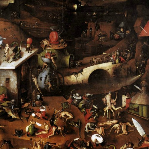 Hieronymus Boschs Vision Of Hell Lives On Today 500 Years After
