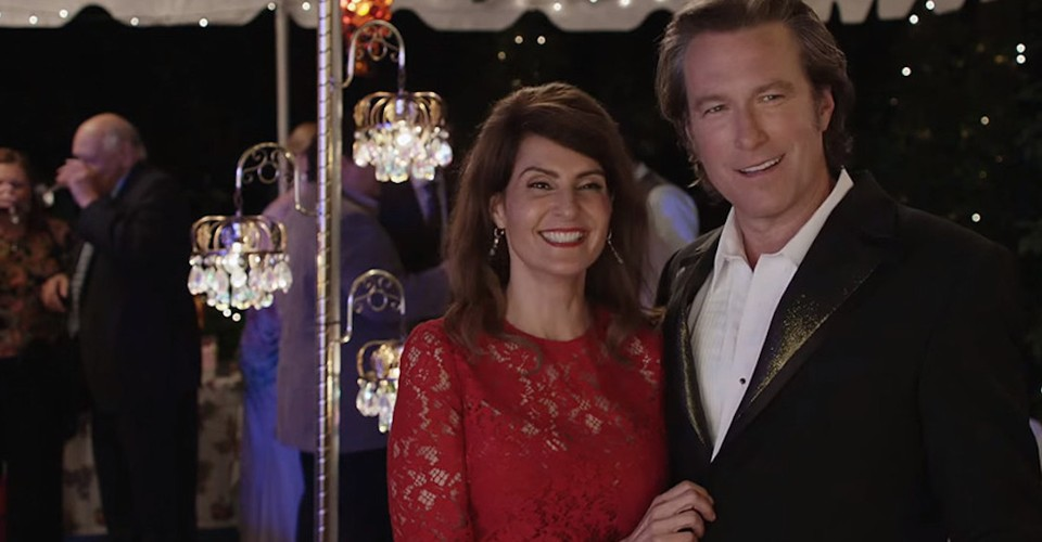 """my big fat greek wedding gender role This big fat greek wedding didn't have a happy ending nina vardalos, best known for her starring role as toula portokalos in """"my big fat greek wedding,"""" has filed for divorce from husband ."""