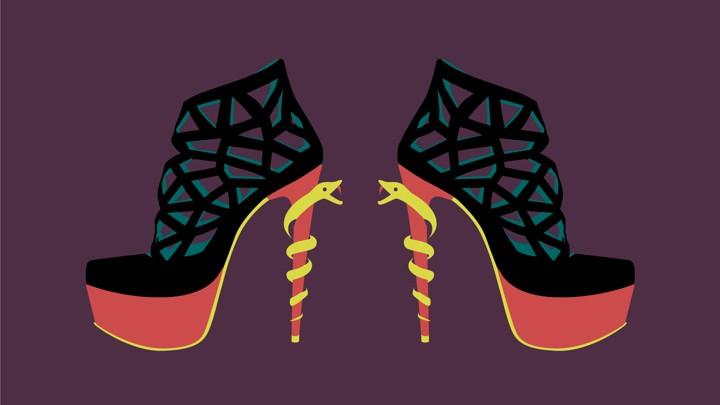 HistoryAnd High Feminist Stiletto FutureOf The 9YHW2IED