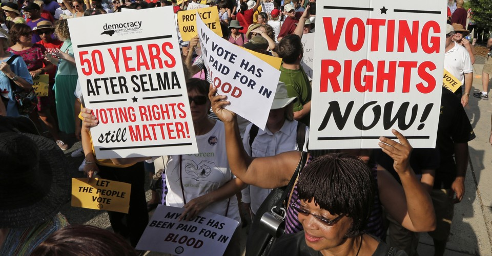 Why a Judge Ruled North Carolina's Voter-ID Law