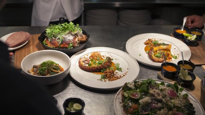 Pacific Kitchen Restaurant