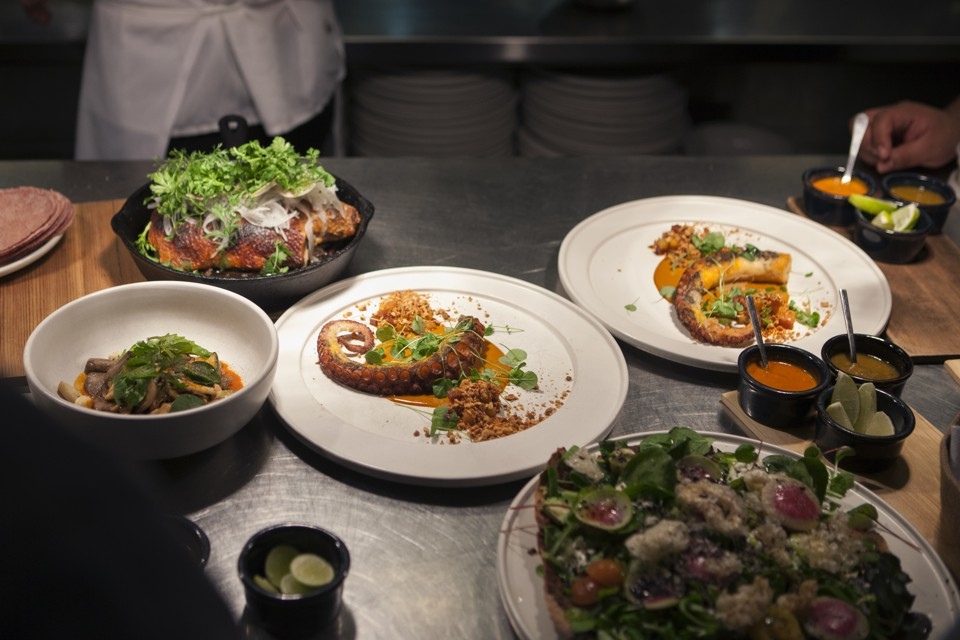 Mexican Food Enters the Fine Dining Realm The Atlantic