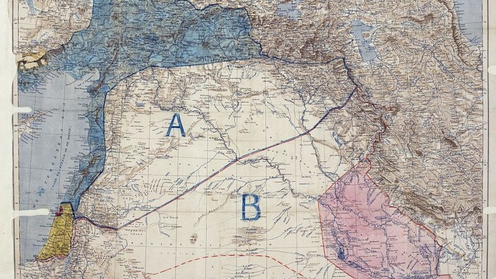 How Soviet Russia And Pravda Spoiled The Secret Sykes Picot