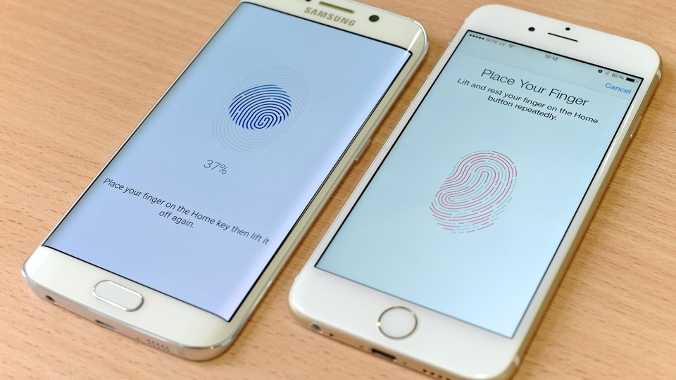 can police make you use your fingerprint to unlock your phone the