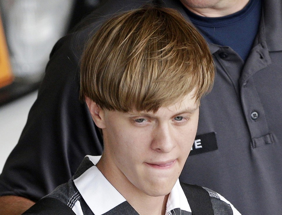The Death-Penalty Charges Against the Charleston Church Shooter