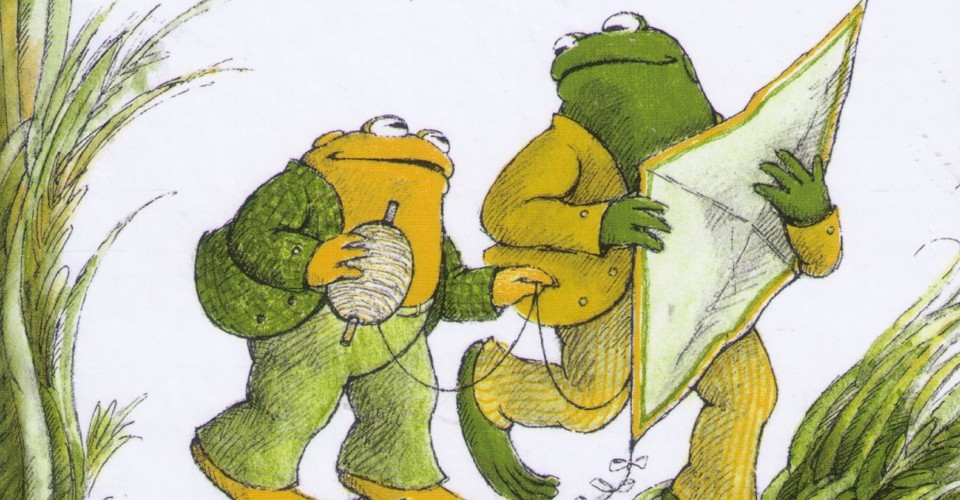 frog and toad and the self  how arnold lobel u0026 39 s books