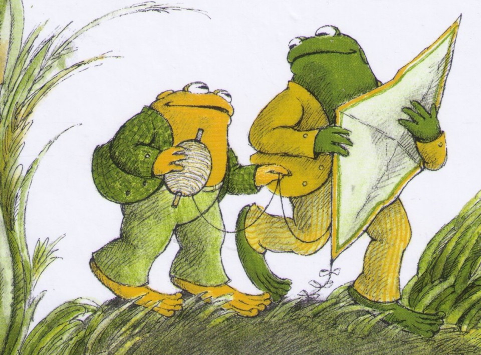 frog and toad and the self how arnold lobel s books taught