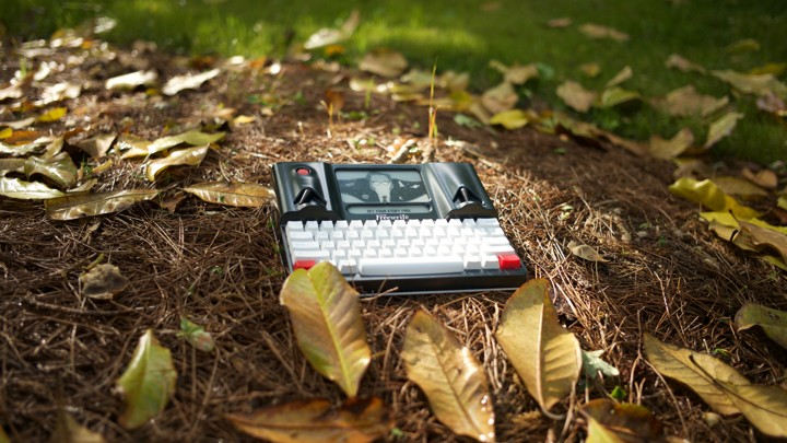 A review of freewrites smart typewriter the atlantic ian bogost fandeluxe Image collections