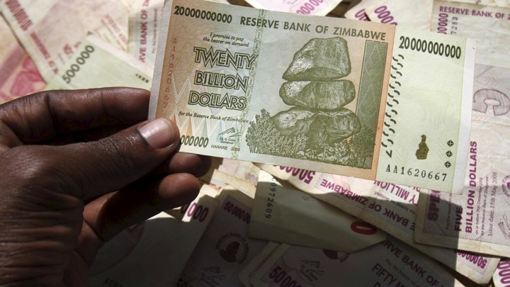 Zimbabweans Fear They Ll Go Back To Their Old Currency Philimon Bulawayo Reuters