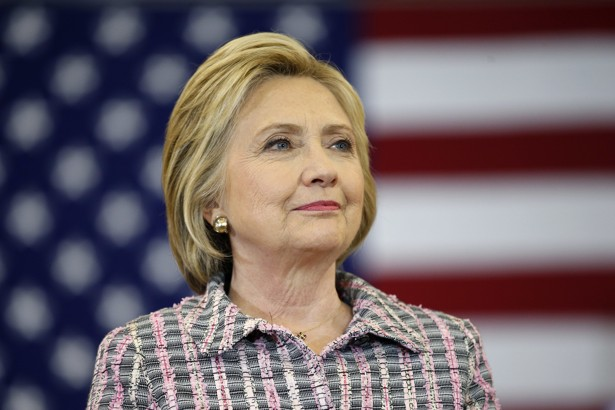 46cee8923ba Hillary Makes History. With a series of decisive wins
