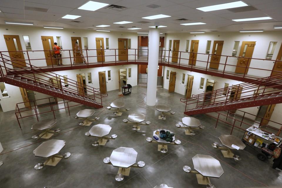 A U S Senate Crime Bill Would Change How Federal Prisons