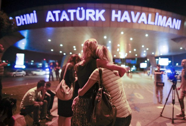 Istanbul Airport attackers 'Russian, Uzbek and Kyrgyz'