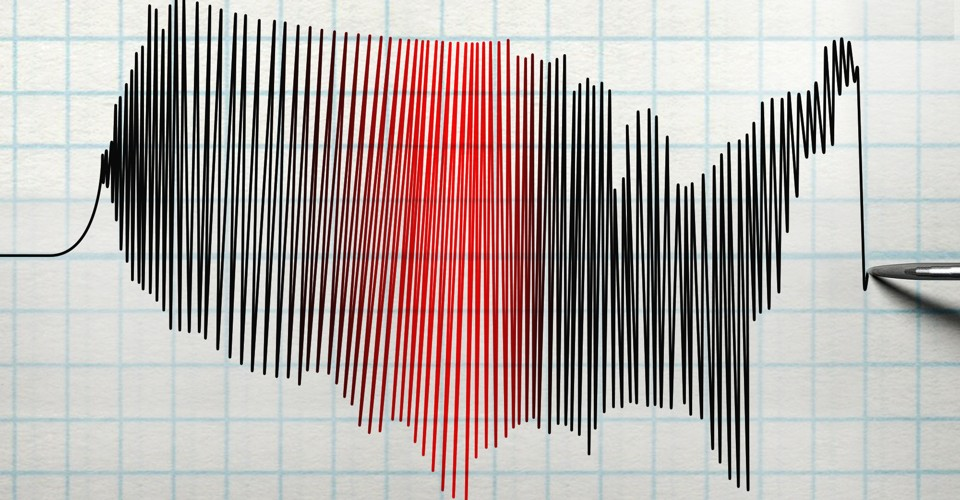 Is Middle America Due For A Huge Earthquake The Atlantic
