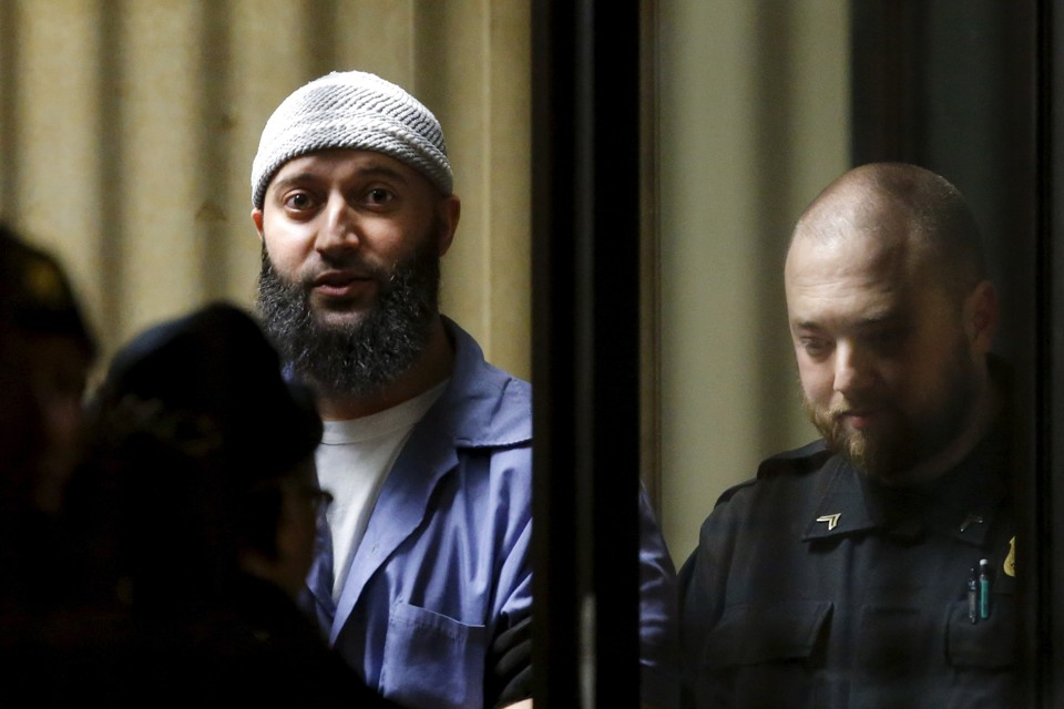 A New Trial for Adnan Syed