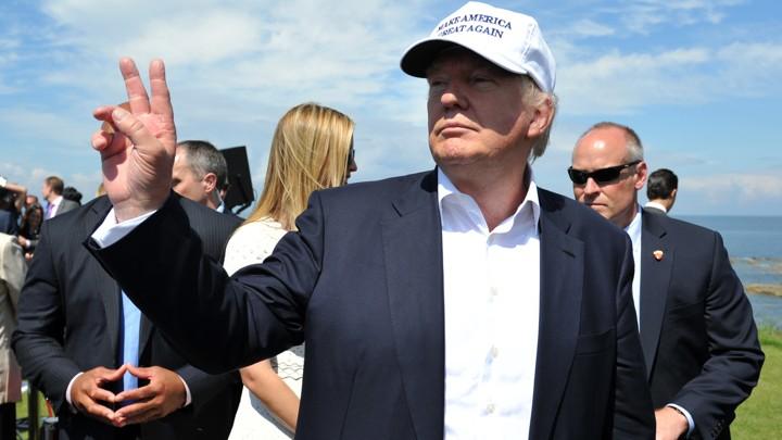 Donald Trump Praises the Brexit Vote - The Atlantic d8879c58a39f