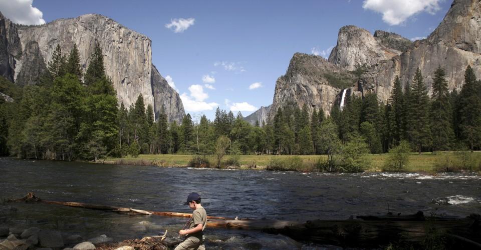Yosemite Through John Muirs Words The Atlantic